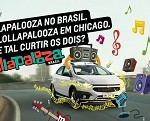 Promoção Onix Lollapalooza Brasil