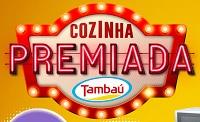 www.cozinhapremiadatambau.com.br, Promoção Tambaú alimentos cozinha premiada