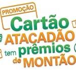 www.cartaoatacadao.com.br/promocao, Promoção Cartão Atacadão prêmios de montão