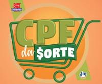 www.promocaodmcard.com.br/cpfdasorte, Promoção CPF da sorte Pato Branco Supermercados