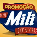 www.promocaomili.com.br, Promoção Mili compre e concorra