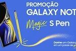 www.samsung.com.br/promocaogalaxynote9, Promoção Samsung Galaxy Note 9 Magic S Pen