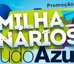 www.promomilhanarios.com.br, Promoção Milhanários TudoAzul