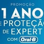 www.protecaoexpertoralb.com.br, Promoção Descubra P&G Oral-B 1 Ano Grátis
