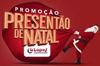 lopespresentaodenatal.com.br, Promoção Lopes 2018 Presentão de Natal