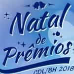 Promoção Natal de Prêmios CDL BH 2018