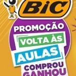 voltaasaulasbic.com.br, Promoção Bic volta às aulas 2019