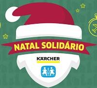 www.promocaokarcher.com.br/natal, Promoção Natal Solidário Kärcher 2018