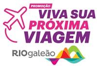 www.vivasuaproximaviagem.com, Promoção Viva sua próxima viagem Rio Galeão