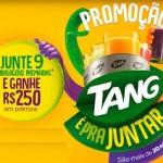 Promoção Tang selos 2019