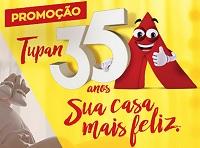 Promoção Tupan aniversário 35 anos
