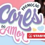coresdoamorstabilo.com.br, Promoção cores do amor Stabilo