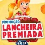 Promoção Lancheira Premiada Ana Maria 2019