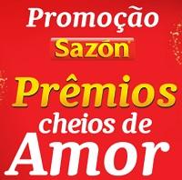 premiosazon.com.br, Promoção Sazon Prêmios 2019 Cheios de Amor