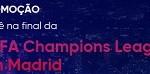 www.banco.bradesco/promocaouefa, Promoção Bradesco você na final Champions League 2019