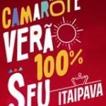 www.cervejaitaipava.com.br/camaroteverao, Promoção Itaipava camarote verão 100% seu