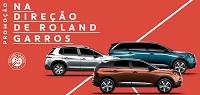 www.peugeot.com.br/promocao, Promoção Peugeot 2019 na direção de Roland Garros