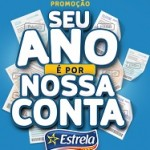 www.promoestrela.com.br, Promoção Massas Estrela Seu Ano É Por Nossa Conta