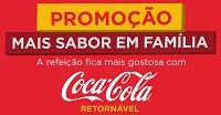 maissaboremfamilia.com.br, Promoção Coca-Cola Mais Sabor em Família