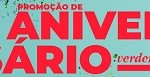 www.aniversarioverdemar.com.br, Promoção aniversário Verdemar Supermercado 2019