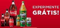 www.cocacola.com.br/experimentegratis, Promoção Experimente Grátis Coca-Cola