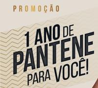 www.descubrapg.com.br/panteneparavoce, Promoção um ano de Pantene pra você