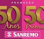 Promoção Sanremo 2019 50 anos