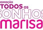 Promoção Todos os Sonhos Marisa 2019