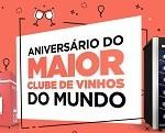 Promoção Aniversário Clube Wine 2019