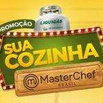 www.promocaoliquigas.com.br, Promoção Liquigás Sua cozinha Masterchef