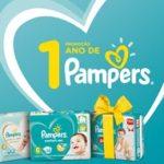 www.descubrapg.com.br/1anodepampers, Promoção P&G 1 ano de Pampers