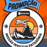www.invictus.com.br/missaopatagonia, Promoção Invictus missão Patagônia