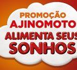 www.promoajinomoto.com.br, Promoção Ajinomoto 2019 alimente seus sonhos