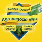Promoção Ourocard Visa Agronegócio 2019