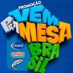 www.vempramesabrasil.com.br, Promoção Vem pra mesa Brasil