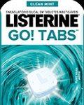 experimentabs.listerine.com.br, Promoção ExperimenTABS Listerine