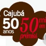 www.cajuba50anos.com.br, Promoção Café Cajubá 50 anos