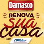 www.condor.com.br/damasco, Promoção Damasco renova sua casa com Condor