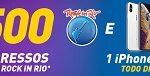 www.kmdevantagens.com.br, Promoção Km de vantagens Ingressos Rock In Rio 2019