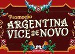 www.pontofrio.com.br/argentina-vice-de-novo, Promoção Pontofrio Argentina vice de novo