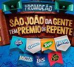 www.promosaojoao.com.br, Promoção Mondelez São João 2019
