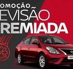 Promoção Revisão Premiada Nissan 2019