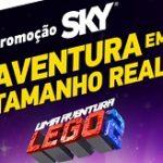 www.skyaventuraemtamanhoreal.com.br, Promoção Sky Lego Aventura em tamanho real