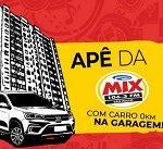 Promoção Apê da Mix FM