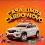 www.donizete.com.br/promocao, Promoção Donizete e Bettanin Carro novo
