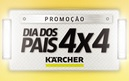 Promoção Karcher dia dos pais 2019