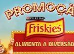 www.alimenteadiversao.com.br, Promoção Friskies alimente a diversão