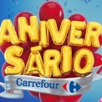 www.carrefour.com.br/aniversario, Promoção aniversário Carrefour 2019