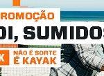 www.kayak.com.br/oi-sumidos, Promoção Kayak Oi, Sumidos
