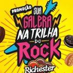 www.natrilhacomrichester.com.br, Promoção Richester sua galera na trilha do Rock